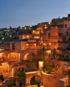 Argos in Cappadocia - Turkey