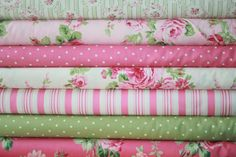 Fabric for daughter's shabby chic nursery
