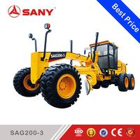 Sany SAG200-3 Small mini Motor Grader for Sale Tractor Road grader motor with CE…