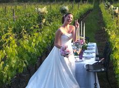 Wedding in the winery