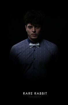 Rare Rabbit Campaign | 2015 www.rarerabbit.in  #rarerabbit #campaign #editorial #shoot #photography #aw15 #mensfashion #menswear #menslifestyle #ceramicbowtie #corsinelabedoli #bow #floralshirt