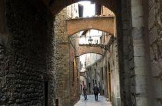 PIstoia, via della Torre