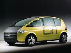 Volkswagen Noah Concept '1995