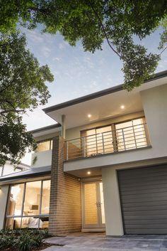 #elevation #homedesign #homeexterior #exterior #brickfeature #balcony