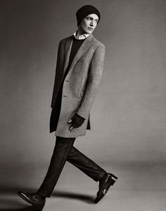 Barneys New York Fall Winter 2015 Catalogue Men 001 800x1021 Get a Luxe Style Update with Barneys New York