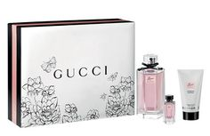 gift set gucci - like the illustration and overall upscale feel