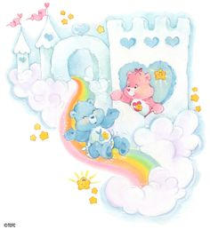 Care Bears: Baby Hugs and Baby Tugs in a Play Castle