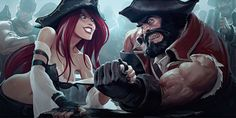 Die Kunst von League of Legends