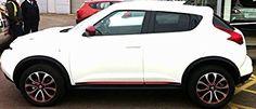 Nissan Juke Set of Side Door Sills In Black Z11 New Genuine KE7601KA00BK