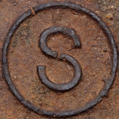 S for sisters! Old Letters, Metal Letters, Letters And Numbers, Alphabet Letters, Color Photography, Amazing Photography, Dear Letter, Alphabet Photography, Typography Alphabet