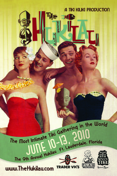 The Hukilau 2010 – Tiki -tastic in Twenty Ten! Florida Events, Beach Bum, The Gathering, Good News, Vintage Designs, Really Cool Stuff, The Twenties, Pop Culture, How To Find Out