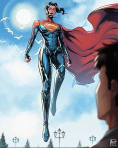 Superman Art, Superman Family, Batman, Marvel Dc, Marvel Comics, Dc Comics Collection, Comic Page, Cool Art Drawings, Power Girl