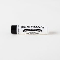 Pucker up with this all-natural lip balm.
