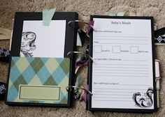 Lots of Free Printables for baby book, Christmas, inspirational and more!!!