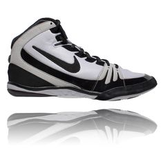 new products de2fb ca65b Nike Freek - White   Black. Wrestling ShoesNetballSneakersTennis