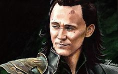 Loki by KseniaKitsune.deviantart.com on @deviantART