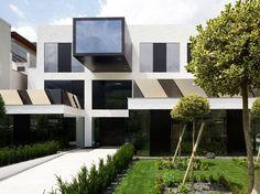 nel giardino - wf mechanik - Varna, Италия - 2012 - Bergmeisterwolf Architekten