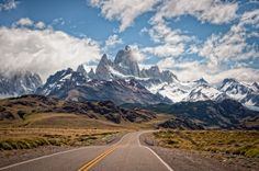 Straight to the Fitz Roy | Argentina