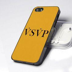 CDP 0700 Asap Rocky Gold Vsvp Jet Trill design for iPhone 5 case