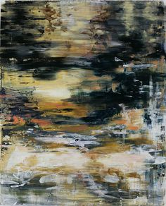 Caroline Wright, On Water & Light series