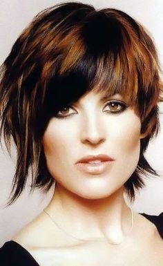 Short classic hairstyle picture 93.