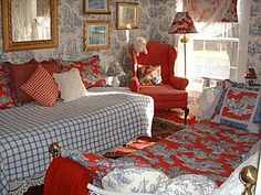 toile room - Google Search