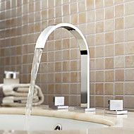 Sprinkle® by Lightinthebox - Widespread Contemporary Chrome Bathroom Sink Faucet. Get sizzling discounts up to 70% at Light in the box using Coupon and Promo Codes.