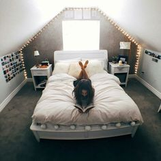 this is pretty much exactly my room shape. good to know what to do with it :)