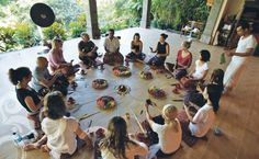 OneWorld Retreats A SOURCE OF LIFE EXPERIENCES - yoga retreats in Bali - yoga, spa, meditation, pilates and other types of retreats at our resort in Ubud, Bali