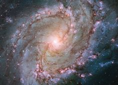Messier 83: A Galaxy with Two Hearts - SpaceRef