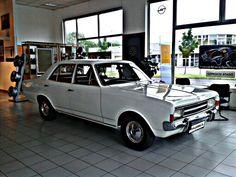 Opel Rekord C 1700