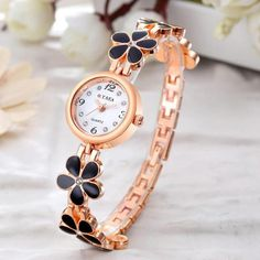 Fashion Women Alloy Dial Quartz Analog Rhinestone Bracelet Wrist Watch Specifications: brand new and high quality Band Case Dial Best Looking Watches, Telling Time, Digital Watch, Quartz Watch, Bracelet Watch, Rose Gold, Band, Womens Fashion, Bracelets