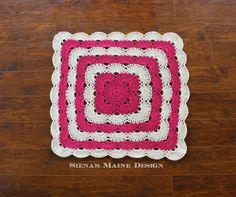Virus Blanket Pattern                    By Siena's Maine Desig...