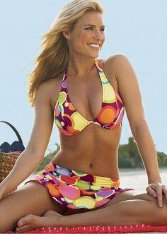 Rachel Reynolds, Swimsuits, Swimwear, Flare Skirt, Bra Tops, Most Beautiful Women, Sexy Lingerie, Beachwear, String Bikinis