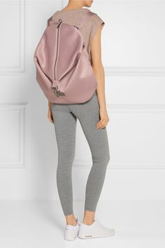 adidas by Stella McCartney - Croc-effect neoprene backpack Stella Mccartney Bag, Stella Mccartney Adidas, Avon, Cool Outfits, Casual Outfits, Sport Chic, Sport Style, Sport Wear, Sport Fashion