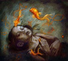 Magic Illustrations by Beatriz Martín Vidal from Valladolid ( Spain )
