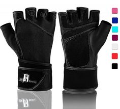Weight Lifting Gloves With Wrist Wrap - Best Lifting Gloves - Premium Weights Lifting Gloves, Rowing Gloves, Biking Gloves, Training Gloves, Crossfit Gloves & Grip Gloves (Gray XL) ** You can find more details by visiting the image link.