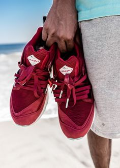 "Sneaker Freaker x Packer Shoes x Puma Blaze of Glory ""Bloodbath"""