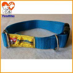 Llenando de color los paseos con tu mascota. Collar de nylon en talla S M L. Pedidos por ws 0992208343