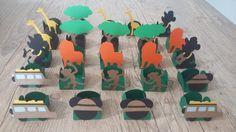 Forminhas mickey safari