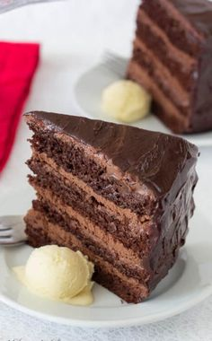Here's for you the deliciously awesome Supreme Chocolate Cake. So just go and grab this recipe now!