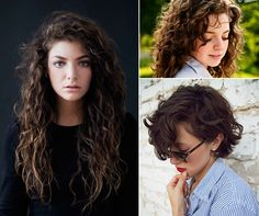 Gorgeous short, medium, and long haircuts for curly hair