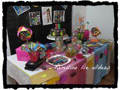 """Photo 1 of 31: 80's themed 30th birthday / Birthday """"Mis 30 Ochentoso""""   Catch My Party"""