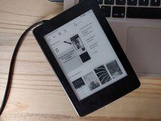 enviar artículos a Kindle