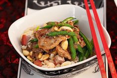 Pork often appears more than once during a Chinese New Year meal - not only for its great flavour, but also because it signifies prosperity.