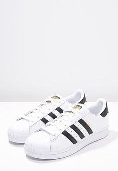 3ad9c45e77 adidas Originals SUPERSTAR - Tenisówki i Trampki - white core black za 223