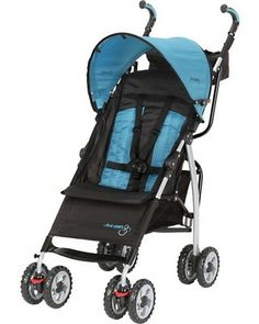 The First Years Ignite Stroller - Pop of Teal-Pop of Teal, Teal and Black