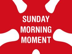 Das Rezept zum Sonntag: Sunday Morning Moment: PFITZ AND THE SUNDAY MORNING MOMENT