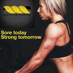 Make it count. Get a quick, hardcore workout with Muscle Ropes. Check out our most popular fat-melting, muscle-building rope - The Cyclone Battle Rope. Find the right size and get started! --> http://muscleropes.com/cyclone-poly-dacron/