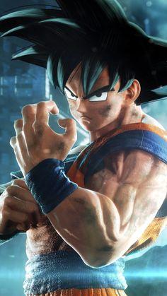 Goku Jump Force HD Mobile Wallpaper is the best Wallpaper Do Goku, Cute Pokemon Wallpaper, Mobile Wallpaper, Dragonball Wallpaper, Lion Wallpaper, Foto Do Goku, Dragon Ball Gt, Animes Wallpapers, Son Goku
